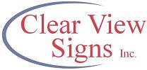 Clear View Signs